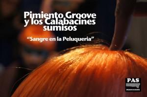 Portada Pimiento Groove y los Calabacines Sumisos
